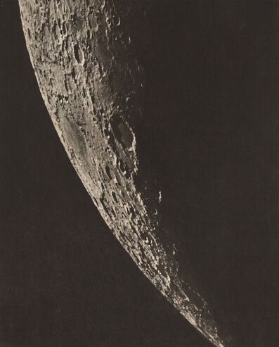 Charles le Morvan, 'Carte photographique de la lune', 1909