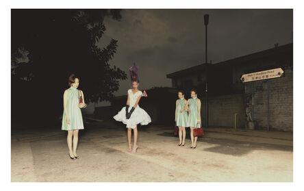 Quentin Shih, 'Hong Kong Moments No.2', 2010