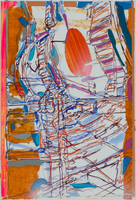 Johannes Ulrich Kubiak, 'STB#36', 2020