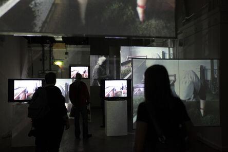 Michael Nyman, 'NYman with a Movie Camera', 2013