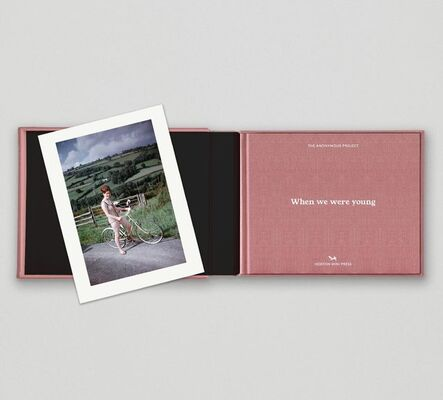 The Anonymous Project, 'Limited edition print (D) + book: 'When We Were Young'', 2020