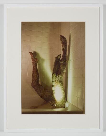 Jimmy DeSana, 'Iguana', 1979