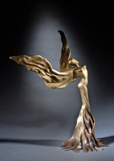 Carol Newmyer, 'Angel Rising'