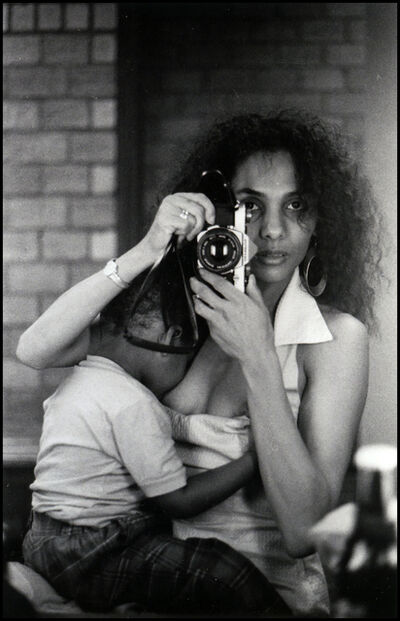 Ming Smith, 'Self Portrait (Total)', 1986