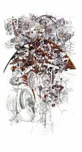 Ann Diener, 'Vertical Field #4', 2007