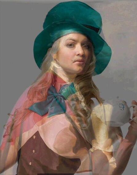 Deborah Oropallo, 'Mad Hatter's Tea Party'