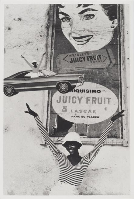 Luc Chessex, 'La Havane', 1963
