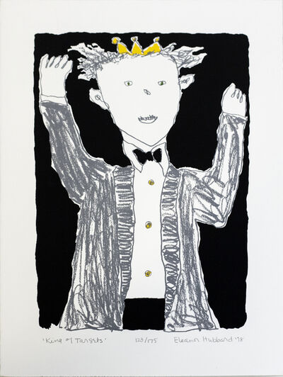 Eleanor Hubbard, 'King of Targets', 1978