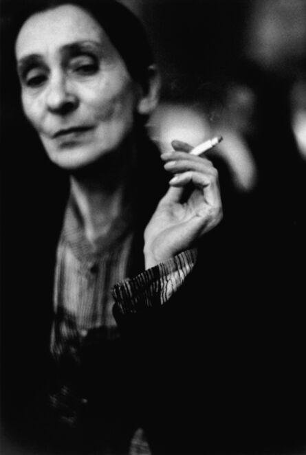 Donata Wenders, 'Pina Bausch, (I) Paris', 2004