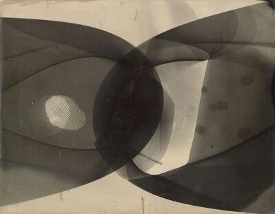 László Moholy-Nagy, 'Photogram', 1941