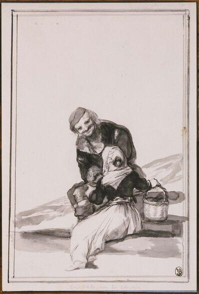 Francisco de Goya, 'Beware of the Advice', ca. 1806-1812