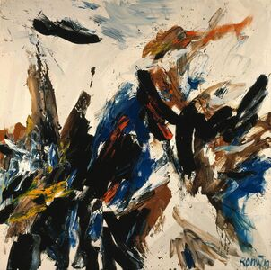 Gust Romijn, 'Le grand accident ', 1960
