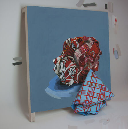 Michelle Forsyth, 'Blue and Red Lean', 2014/2020
