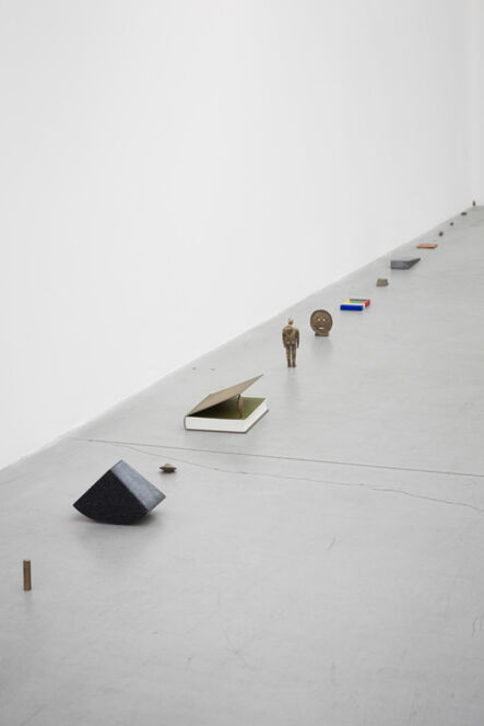Carlos Alfonso, 'Line Of From they to they, they draw horizontality', 2016-2018