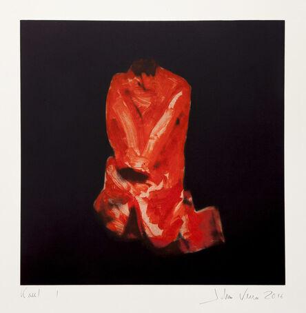 John Keane, 'Kneel 1', 2016