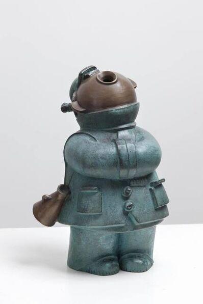Jiang Shuo 蒋朔, ' Co-Guard 2  协管 2', 2011