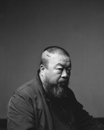 Gao Yuan, 'Ai Weiwei', 2009