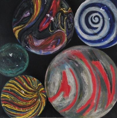 "Jonathan Hammer, '""Planets""', 2013"