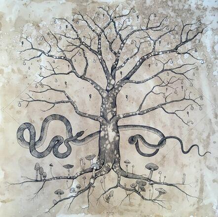 Andrea Collesano, 'Fides Est Arbor', 2020