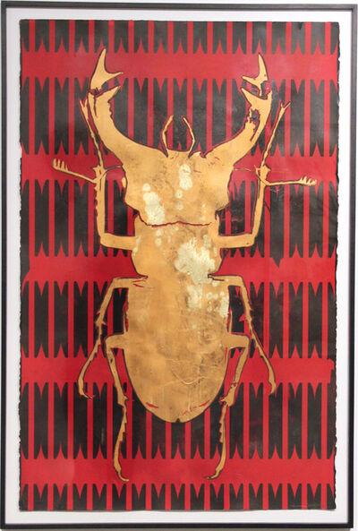 Kendell Geers, 'Wittgensteins Beetle 6392', 2018