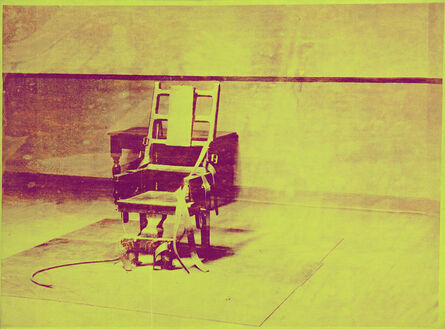 Andy Warhol, 'Electric Chair', 1967