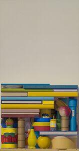 Michael Tompkins, 'Arrangement with Lemon and Lime', 2005