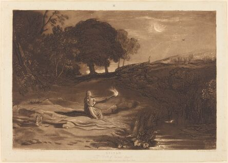 Joseph Mallord William Turner and Robert Dunkarton, 'Rispah', published 1812