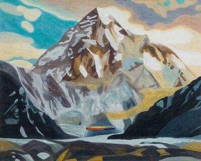 Hans Vandekerckhove, 'The Mountain and the Rainbow 2', 2021