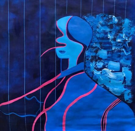 Diane Bellier, 'Futura Way', 2020