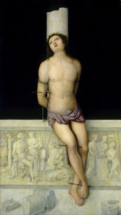 Amico Aspertini, 'Saint Sebastian', ca. 1505