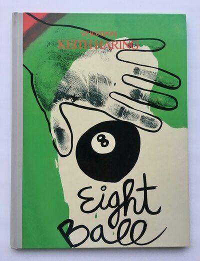 Keith Haring, 'Eight Ball/ ArtRandom', 1989