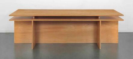 Donald Judd, ' Desk #33/4 ', 2003