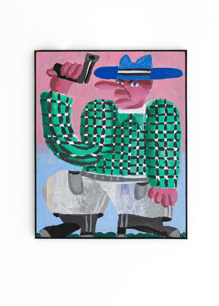 Ralf Kokke, 'Call The Shots', 2020