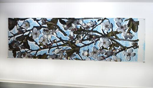 Baptiste Rabichon, 'Les fleurs de pommier', 2016