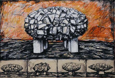 MOSCOVICI Ariel, 'En tête', 2002