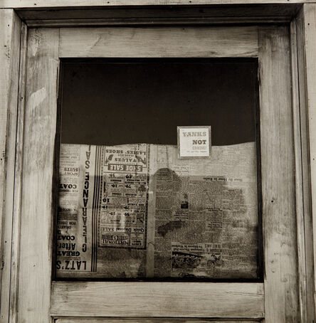 Dorothea Lange, 'The Yanks Are Not Coming!, California', ca. 1935
