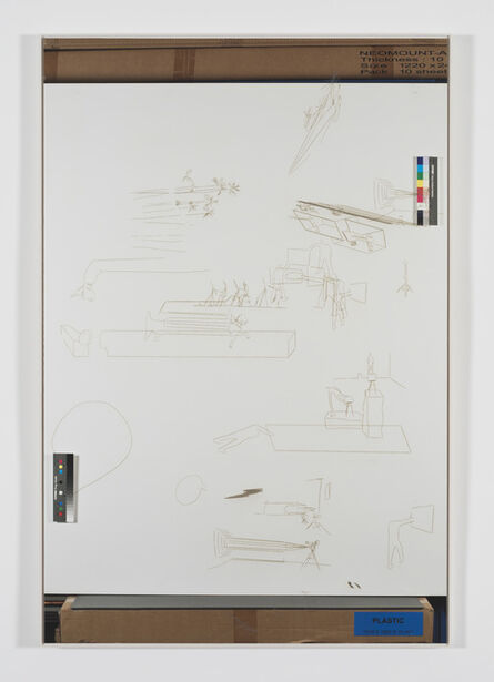 David Maljkovic, 'Yet to be titled', 2017