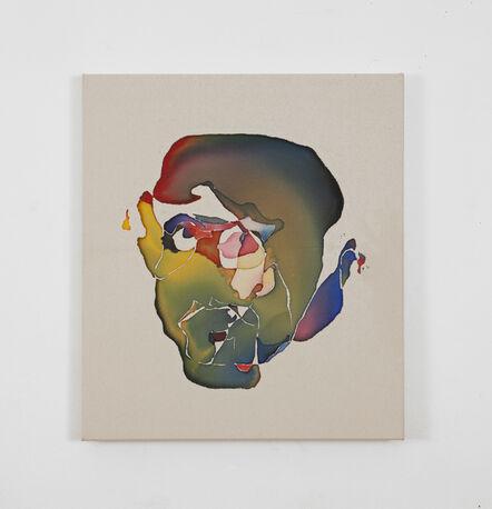 Gregg Louis, 'Blind Self Portrait 3', 2015