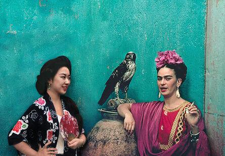 Silin Liu 刘思麟, 'Frida Kahlo & Celine Liu II ', 2017