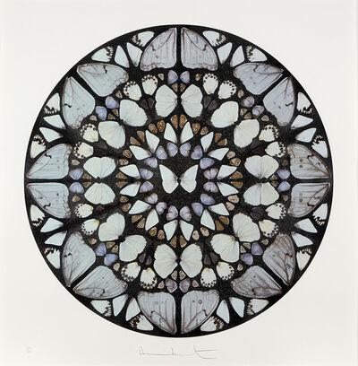 Damien Hirst, 'Psalm Print: Benedictus Dominis', 2009