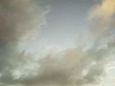 Donald Weber, 'Juno Beach - October 20, 2014, 6:42pm. 12ºC, 87% RELH, Wind SW, 6 Knots. VIS: Good, Broken Clouds', 2014