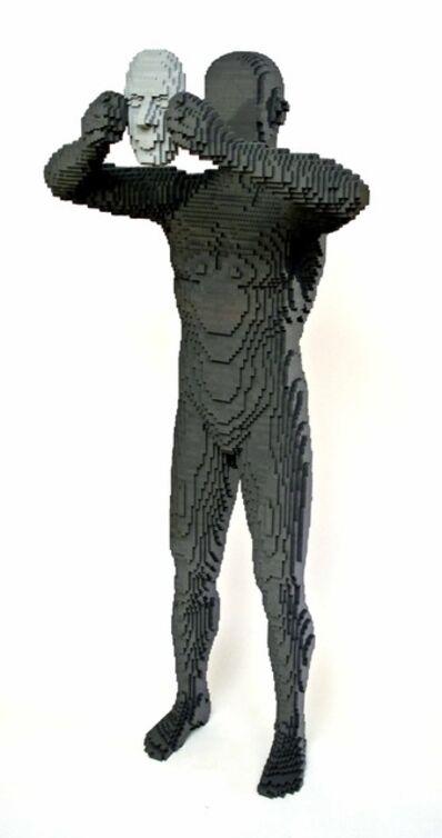 Nathan Sawaya, 'Mask', 2007