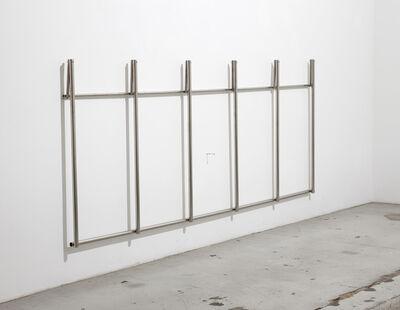 "Richard Tuttle, '""Making Silver"", 1.', 2013"