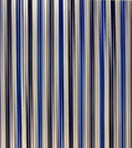 Paul Muguet, 'Bayadère No. 3 (blue)', 2019