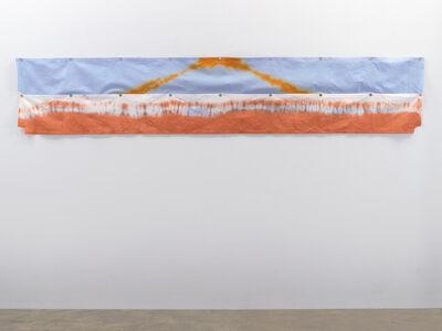 Richard Tuttle, 'Walking on Air, C10', 2009
