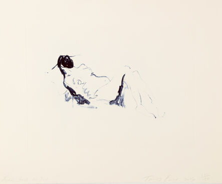 Tracey Emin, ''Further Back To You'', 2014