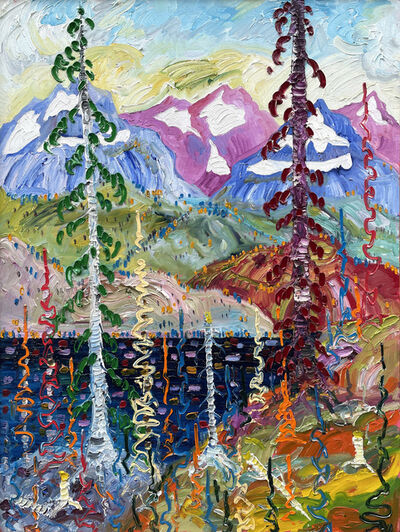 Alex Cameron, 'On the Rockies, Southern Aberta', 2006