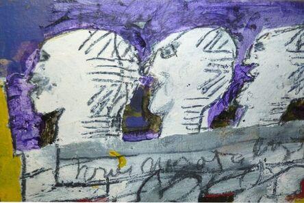 Joseph Stefanelli, 'Three Buddies', 1999