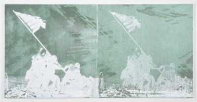Bruce High Quality Foundation, 'Untitled (Double Iwo Jima)', 2012