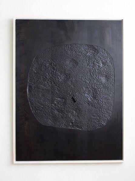 Julian Watts, 'Black Painting', 2017